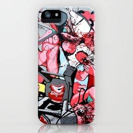 Guerre puDiche iPhone Case