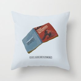 Trains, Planes and Automobiles Throw Pillow