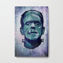 Boris Karloff Metal Print