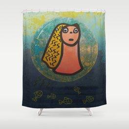 Atlantis Icon Shower Curtain