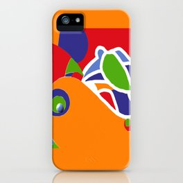 huhn .. iPhone Case