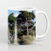 german Mugs featuring German coast by anru