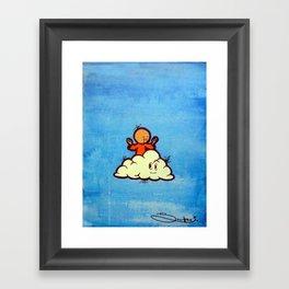 Enlightenment Framed Art Print