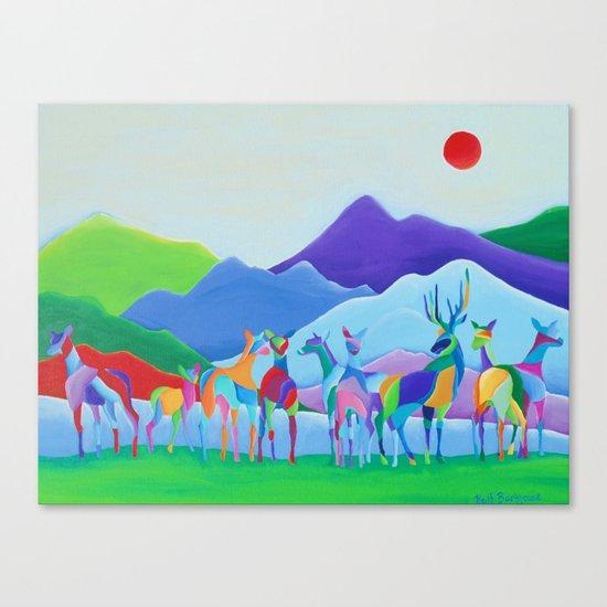 Hiraeth Canvas Print