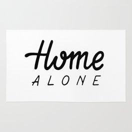 Home alone Rug