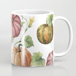 PUMPKINS WATERCOLOR Coffee Mug