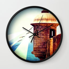 Balance Of Thought Wall Clock