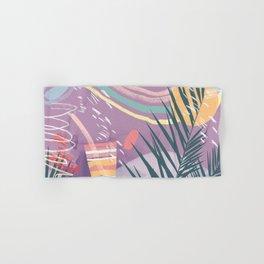 Summer Pastels Hand & Bath Towel