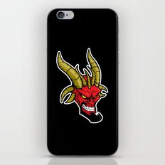 Waatanas iPhone & iPod Skin