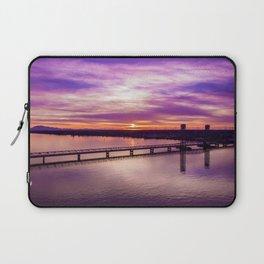 Marmalade Sky Laptop Sleeve