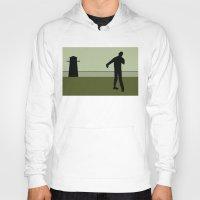 walking dead Hoodies featuring Walking Dead by Drix Design