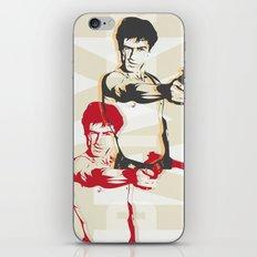 Double Travis iPhone & iPod Skin