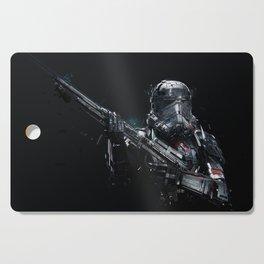 Stormtrooper Cutting Board