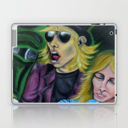 Faces of Tom Petty Laptop & iPad Skin