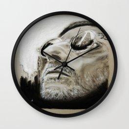 Jean Reno Wall Clock