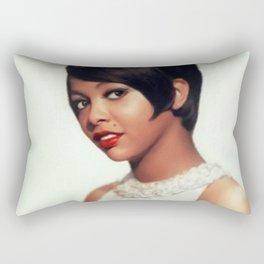 Tammi Terrell, Music Legend Rectangular Pillow