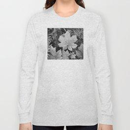 Ansel Adams - Leaves Long Sleeve T-shirt