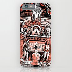 Sea of Red: Judgement Slim Case iPhone 6s