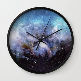 Over the Stars Wall Clock