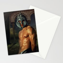 crying game Stationery Cards