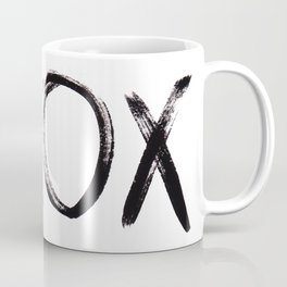 xo  Coffee Mug