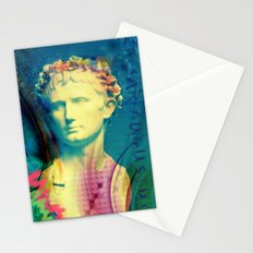 Caesar Augustus Stationery Cards