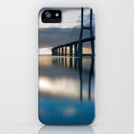Amazing Hong Kong Zhuhai Macau Bridge Across Pearl River China Asia Ultra HD iPhone Case