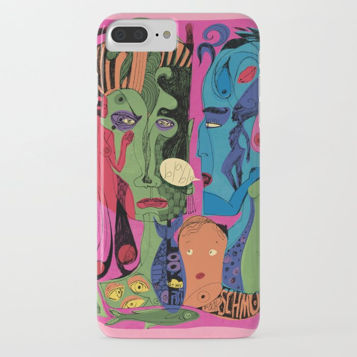 Intermittently Faithful iPhone Case by studiokazaz | Society6