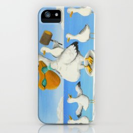 I Want That Fish iPhone Case