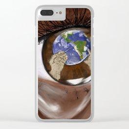 Creators Clear iPhone Case