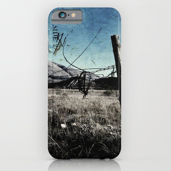 DRESSED LANDSCAPE  iPhone & iPod Case