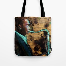 All Aboard the Coletrain Tote Bag