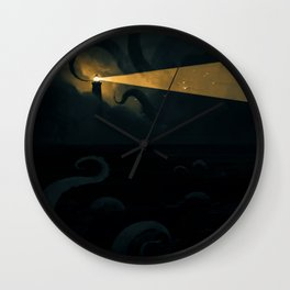Good job leading that ship onto the rocks dude, high five! Wall Clock