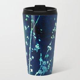 Scattered Spring Cyanatope Travel Mug