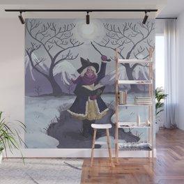 Winter Solstice Wall Mural