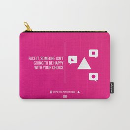 Perfect Logo Series (1 of 11) Carry-All Pouch