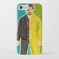 heisenberg iPhone & iPod Cases featuring Heisenberg by Danny Haas