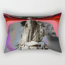 Collage I Rectangular Pillow