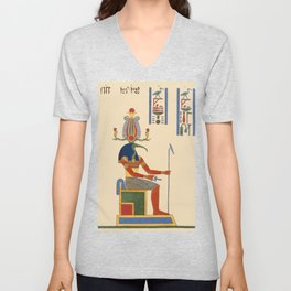 Thoth Unisex V-Neck