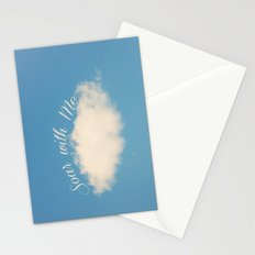 Soar with Me Stationery Cards