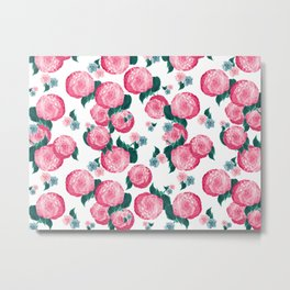 Spring Floral Dream #10 #decor #art #society6 Metal Print