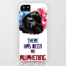 The Dark Side and the Light iPhone Case