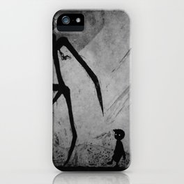 That Damn Spider... iPhone Case
