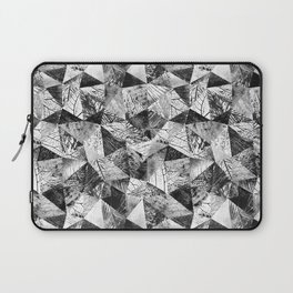 Geometric Nature Laptop Sleeve