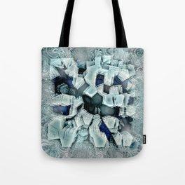 Ice Breaker Tote Bag