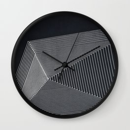Laser Screen Printing - P360B Big Box Wall Clock