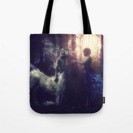 Centaur Girlfriend Tote Bag