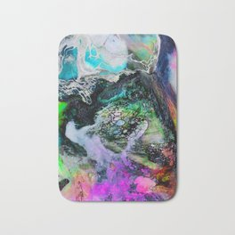 Abstract Melt III Bath Mat