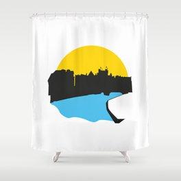 Korenlei Ghent Shower Curtain
