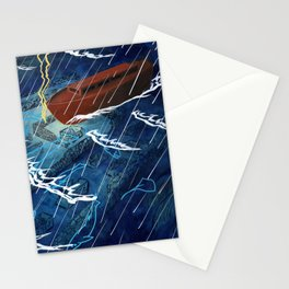 First Judgement (Noah's Ark)  Stationery Cards